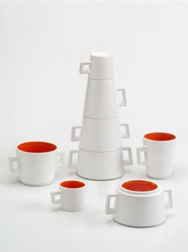 Michela Ricciotti Gianni Verna  - Totem Breakfast set